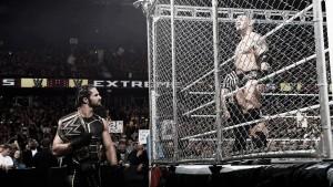 Vista al pasado: Seth Rollins vs Randy Orton; Extreme Rules 2015