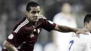Roberto Rosales, convocado por la Selección de Venezuela