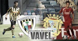 Barakaldo CF – CF Fuenlabrada: enfrentamiento entre rivales directos