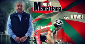"""Entrevista. Miguel Madariaga: """"Me arrepiento de haber sacado equipo continental en 2014"""""""
