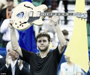 ATP Memphis: Ryan Harrison wins maiden ATP title