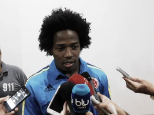 """Carlos Sánchez: """"Estamos bien de ánimo y tenemos todas las ganas de hacer un gran partido"""""""