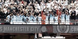 El Manchester City conquista su quinta Community Shield