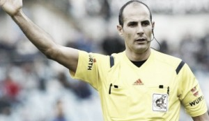 Álvarez Izquierdo arbitrará el Real Betis - Málaga CF