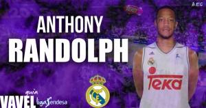 Anthony Randolph Guía Real Madrid Baloncesto buena