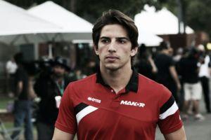 """Roberto Merhi: """"Estoy deseando volver a estar en el cochemañana"""""""