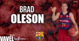 FC Barcelona Lassa 2016/17: Brad Oleson, el frío de Alaska seguirá en el Palau