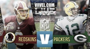 Resultado Green Bay Packers 35-18 Washington Redskins en NFL 2015