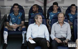 """Víctor Muñoz: """"Estamos con ganas de jugar y de pasar la eliminatoria"""""""