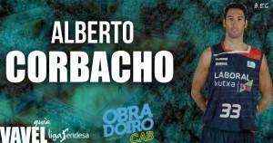 Alberto Corbacho: el regreso del hijo pródigo