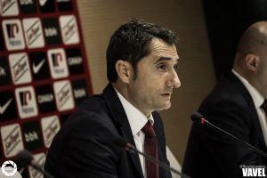 """Valverde: """"Tenemos la posibilidad de meternos en una final"""""""