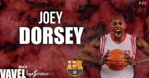 FC Barcelona Lassa 2016/17: Joey Dorsey, más poderío interior
