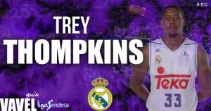 Trey Thompkins Guía Real Madrid Baloncesto