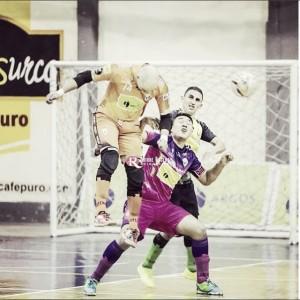 Leones de Nariño clasificó a las semifinales de la Liga Argos Futsal