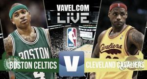 Resultado Boston Celtics vs Cleveland Cavaliers (117-78)