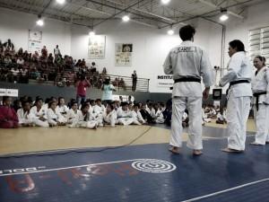Ex-atleta, Flávio Canto celebra presença de Amanda Nunes em Instituto