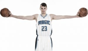 Orlando Magic presenta a Mario Hezonja