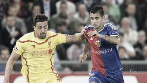 Liverpool 1-1 Basel Live Score as it happened