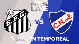 Jogo Santos x Nacional AO VIVO hoje pela Copa Libertadores 2018 (3-1)