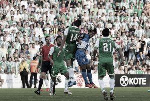 Xavi Torres, pide perdón a la afición a su paso por zona mixta
