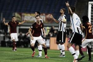 Udinese - Roma in diretta di Serie A: l'ottava vittoria a Udine (1-2)
