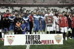 El Córdoba será el rival del Sevilla en el VII Trofeo Antonio Puerta
