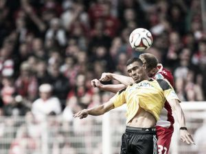 1. FC Union Berlin 1-1 VfR Aalen: Visitors denied vital win by debatable penalty decision
