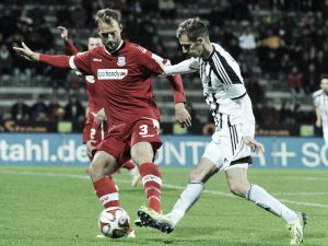 VfR Aalen 0-1 FSV Frankfurt: Roshi comes off the bench to find the finishing touch