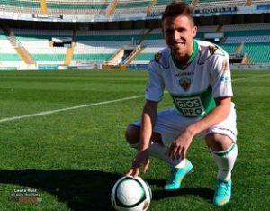 """Aarón Ñíguez: """"Como futbolista se lo debo todo al Valencia CF"""""""