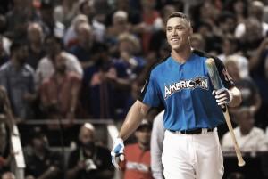 El fenómeno Aaron Judge se corona campeón del Home Run Derby 2017
