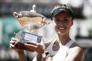 WTA Rome: Elina Svitolina demolishes Simona Halep to retain crown