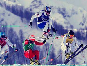 Skicross (H) : Un triplé historique !