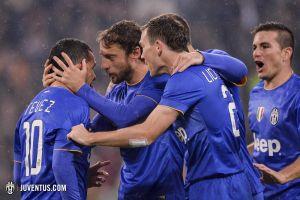 Festival de goles para la Juventus