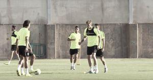 Weligton y Recio vuelven a la convocatoria del Málaga CF