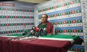 Novo presidente, Pedro Abad indica busca por Roger Machado para técnico do Fluminense