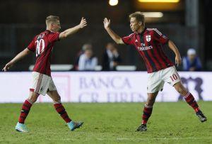Empoli 2-2 Milan, le pagelle dei rossoneri
