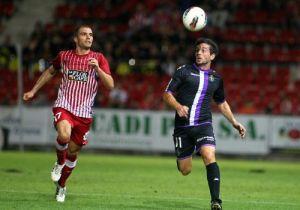 La victoria, desconocida para el Real Valladolid en Montilivi