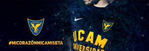 El UCAM Murcia CF sortea una camiseta oficial