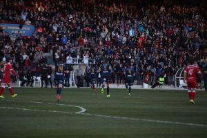 El UCAM Murcia CF ofrece a sus aficionados entrada y viaje a Cáceres por cinco euros