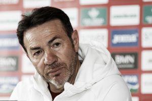 """Abel Resino: """"Será un partido trabado y competido"""""""