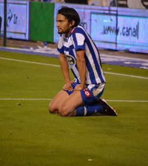 """Abel Aguilar: """"No podemos parar ahora"""""""