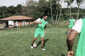 """Abel Aguilar: """"En el equipo todos estamos capacitados para jugar"""""""
