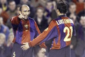 Cuando Abelardo tumbó al FC Barcelona