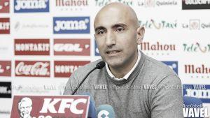 """Abelardo: """"Intentaremos lograr los seis puntos y esperar los resultados"""""""
