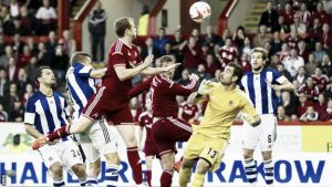 Aberdeen (2) 2 - 3 (5) Real Sociedad: Dons bow out of Europe