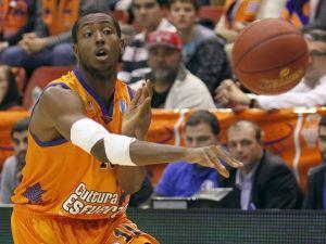 Larry Abia se desvincula del Valencia Basket