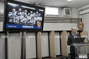 """""""Tú haces grande a este equipo"""", campaña de abonados 2015-16 del Real Zaragoza"""