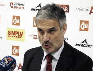 """José Luis Abós: """"No hemos sido lo agresivos que teníamos que ser"""""""