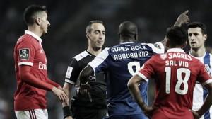 """Sergio Conceição: """"No podemos aceptar semanalmente jugadas mal analizadas por el arbitraje"""""""
