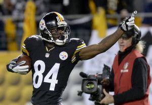 Steelers le da más dinero a Brown